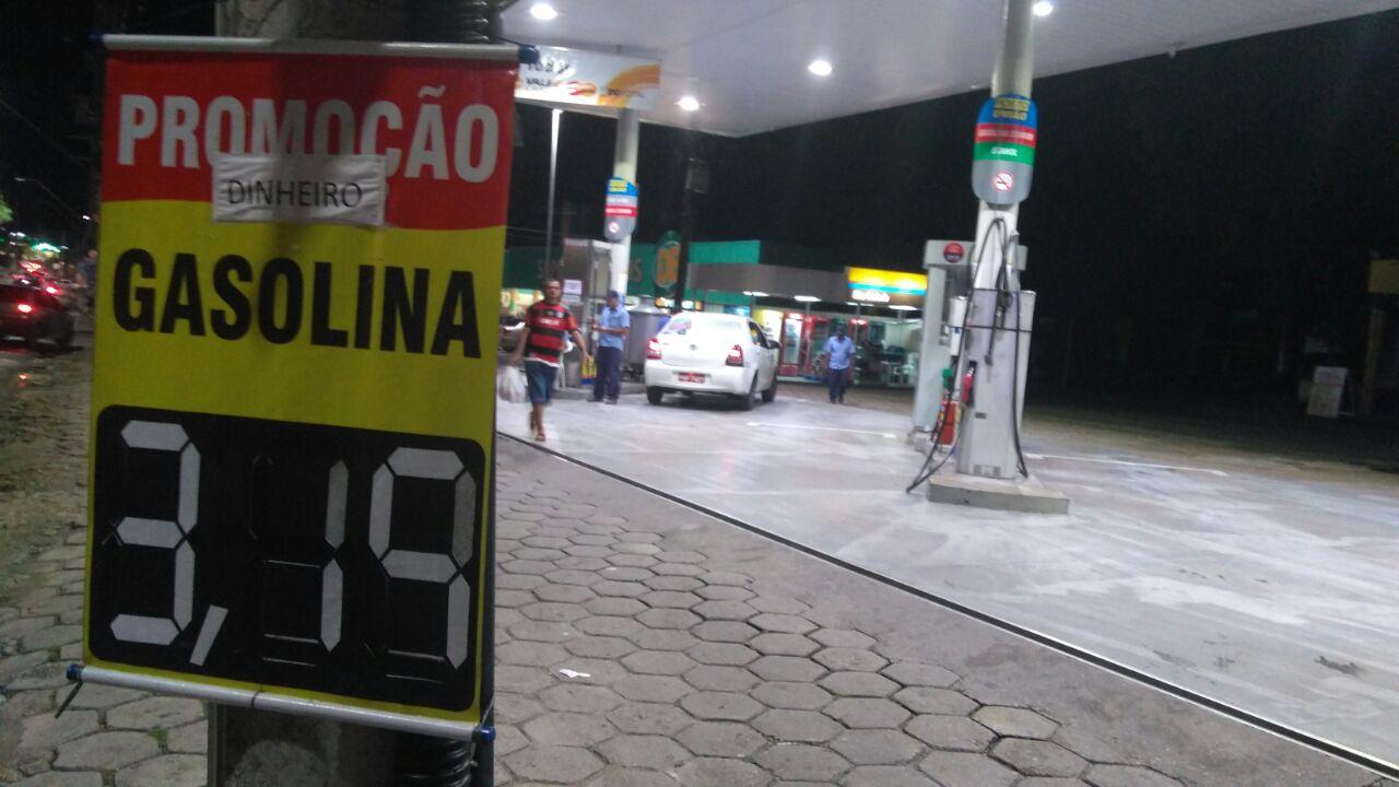 Resultado de imagem para gasolina 3,19