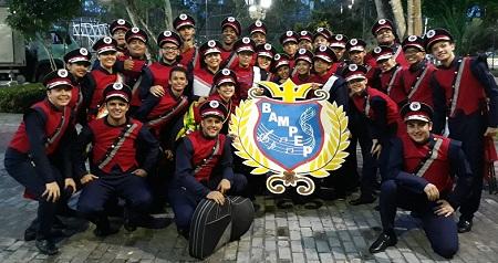 Banda Marcial da Escola Estadual Senador Petrônio Portella comemora 36 anos  de existência com concerto e246171c394