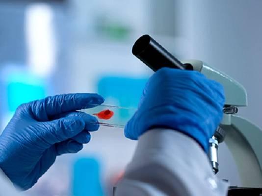 Exame de DNA